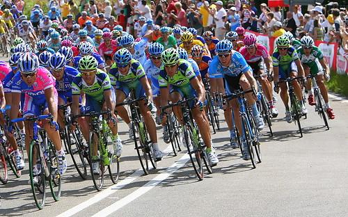 Tour de France 3 by stocksphotography