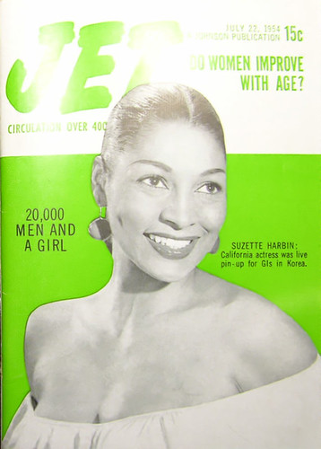 Do Women Improve with Age? - Jet Magazine July 22, 1954 by vieilles_annonces.