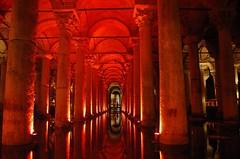 The Basilica Cistern | Istanbul
