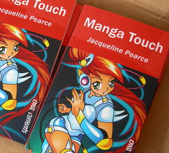 Manga Touch books