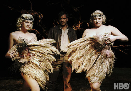 feather dance