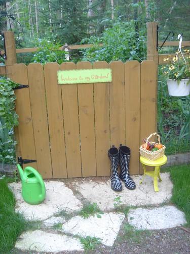 My Parent's Garden