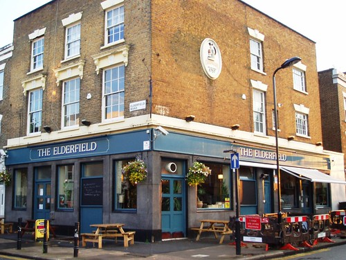 The Elderfield (Lower Clapton E5)