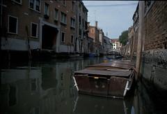 Venetian Back Alley (Canal)