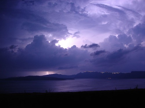 Thunders over the Volcano