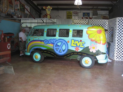"""Fillmore"" Microbus from the movie cars"