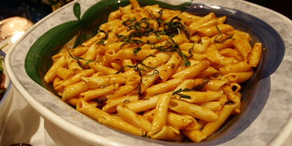 Penne Pasta with Vodka - 2