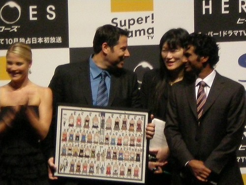 Heroes actors
