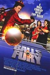 Poster: Balls of Fury