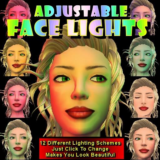Face Lights Packshot