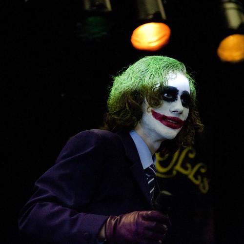 The Joker (Cosplay FACTS 2010) - Photo : Gilderic