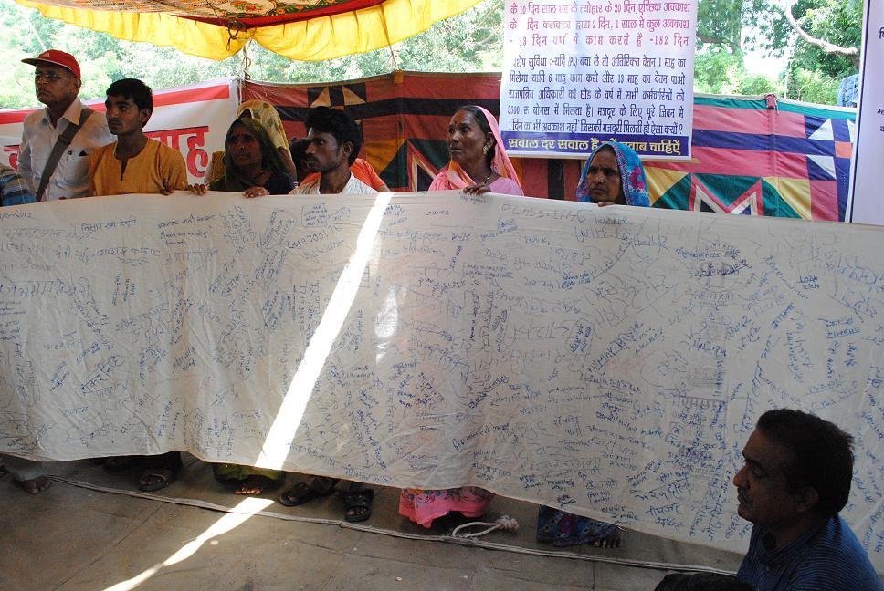 Pics from the satyagraha - 2 Oct 2010 - 35