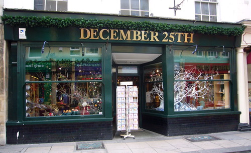 December 25th shop