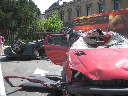 Car Crash by Mathias Biilmann.