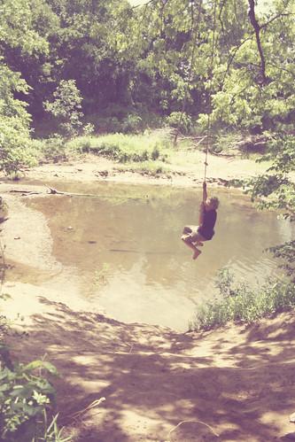 Zeb Swinging 2