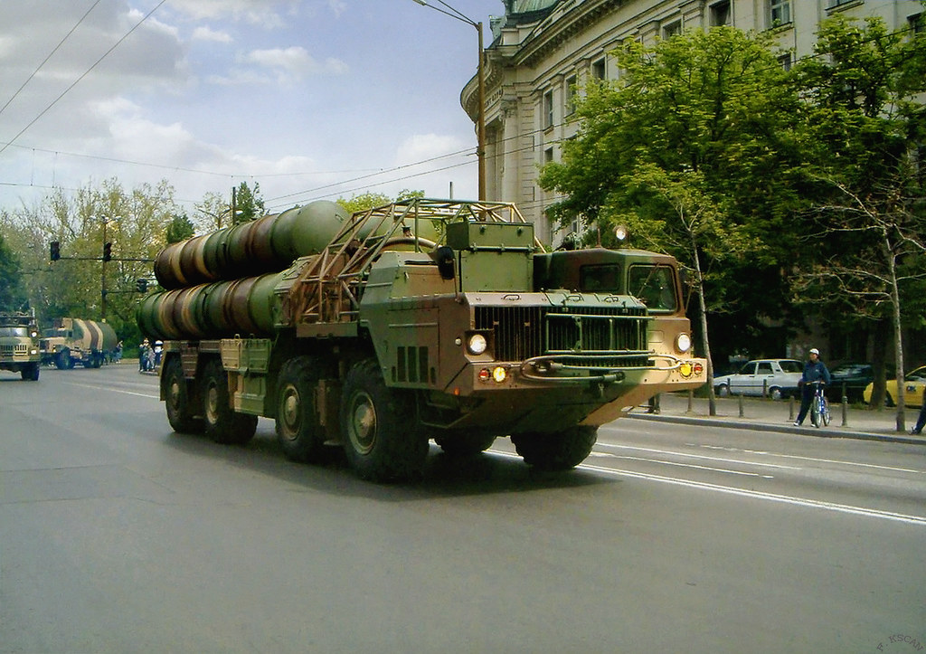 【軍事科普】38。土共遠程防空導彈(一) - 未名空間(mitbbs.com)