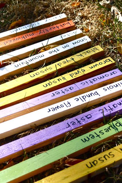 prairie markers - 1