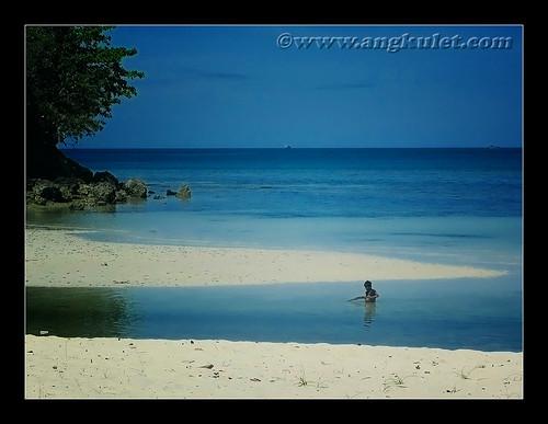 Logon Beach, Malapascua Island, Cebu