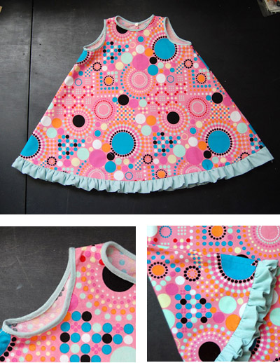 Dress for Zella Oilily Inspired 2