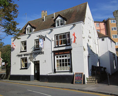 The White Horse Pub - Dover.
