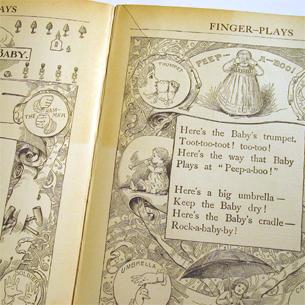 Finger Plays, de Emilie Poulsson