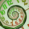 Droste Clock 2 by photomastergreg
