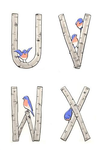 Alphabirdybet U-X.