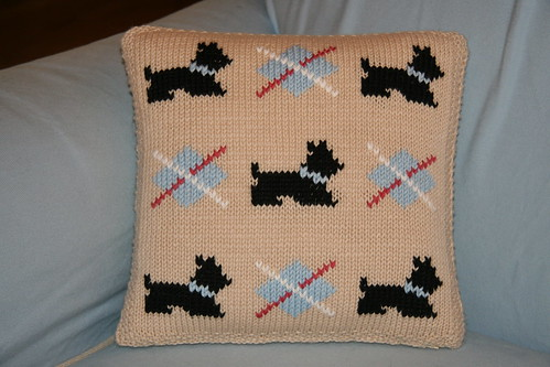 What an adorable idea for Scottie lovers!