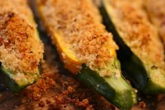 Roasted Lemon-Rosemary Zucchini 2