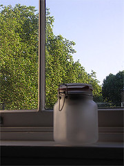 Sun Jar (during the day)
