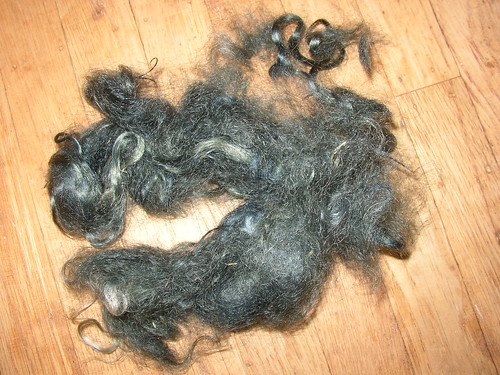 Black Mountain mohair