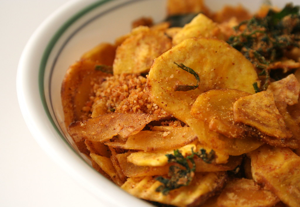 Plantain Chips Fry