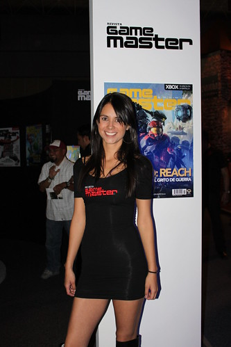 EGS 2010: Edecan Game Master