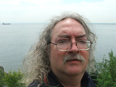 Stephen Downes at Lake Superior