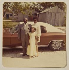 Familia Bush-Simmons