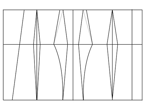 Underbust corset pattern - 22