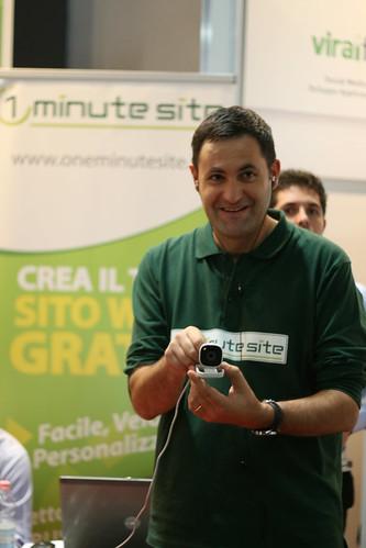 """Gianni Bianchi - 1 Minute Site - """"Anch'io ho fatto un sito con 1 Minute Site"""