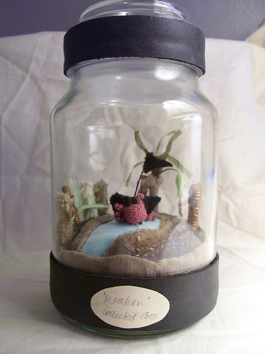 Kraken in Jar..