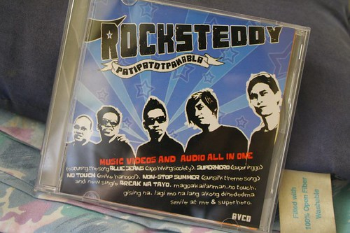 Rocksteddy's Patipatotpanabla - front