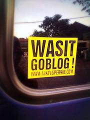Wasit Goblog!!