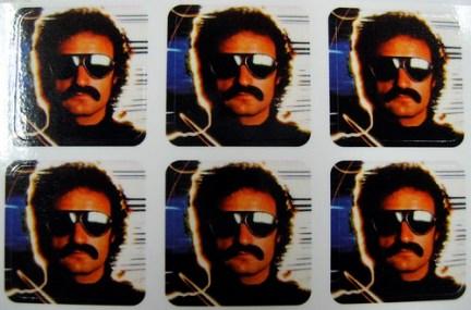 Giorgio Moo-roder Stickers (Closer)