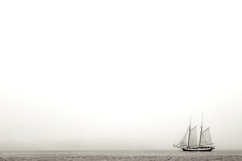 Sailing home by i.em.