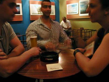 #3 - In the pub