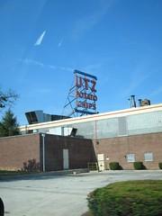 UTZ factory!