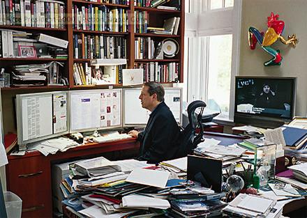 高爾的書房