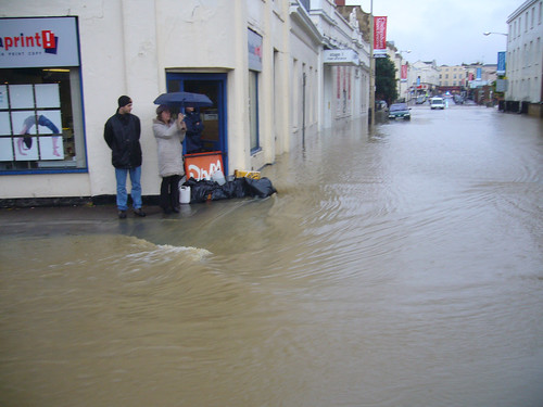 Cheltenham floods 20-07-2007
