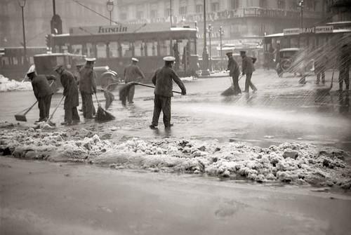 Nevada de 1933. Puerta del Sol.