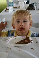 chocolate amnesia