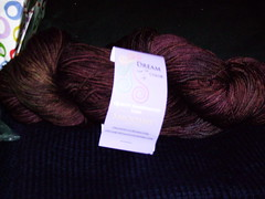 Dream in Color Smooshy Gothic Rose (Stash)