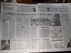 La Nazione, 29 settembre 2007, p. 26